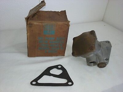 1959-1964 Ford Edsel Oil Pump NOS COAE-6600-A With Gasket In Original Box  -F473