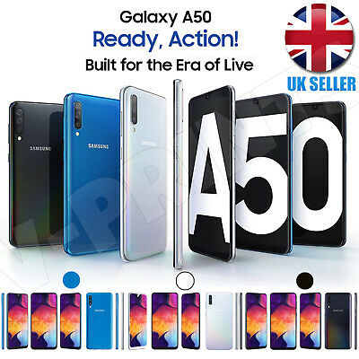Samsung Galaxy A50 2019 Mobile Phone Smart Android 128GB Dual Sim LTE Unlocked