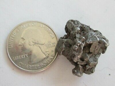 18.15 Gram Campo Del Cielo Argentina Meteorite, Iron from Outer Space # TM 2419