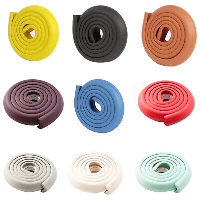 2m Collision Bumper Baby Safety Protective Foam Corner Edge Table Strip Cushions