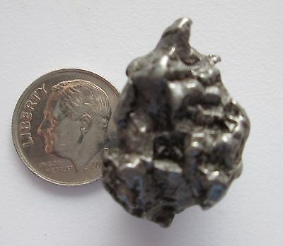 18.15 Gram Campo Del Cielo Argentina Meteorite, Iron from Outer Space # TM 2165
