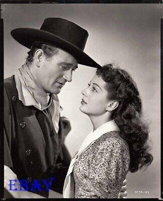 John Wayne Gail Russell Angel and the Badman Photo From Original Negative