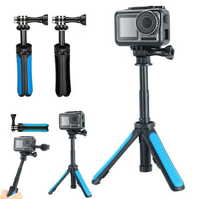 For DJI OSMO Action Camera Handheld Tripod Selfie Stick Extendable Monopod Cam