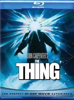 The Thing  Bluray  R Kurt Russell  buried in the snow for over 100,000 years NEW