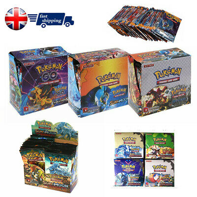 LATEST 324pcs Pokemon TCG Booster Box English Edition Break Point 36 packs cards