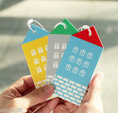 City Travel Name ID Tag Suitcase Luggage Baggage Bag Cute Strap Label Holder