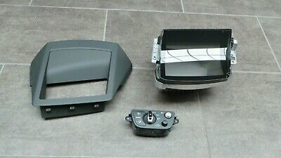 AUDI Q5 FY HUD HEAD UP DISPLAY cover & switch 16.593 km 4M0941531AB 80A919617