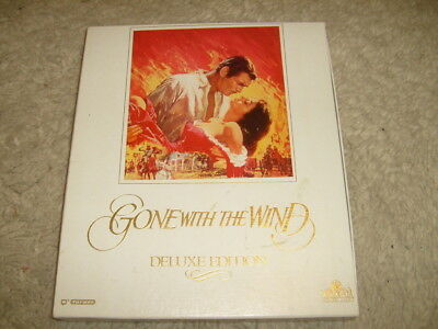 Gone With The Wind Deluxe Edition Box Set - VHS