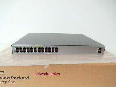 HP JL385A HPE OfficeConnect 1920S 24G PoE+ (370W) 24 Port
