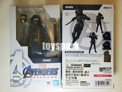 IN STOCK BANDAI S.H.Figuarts Marvel MCU Avengers End Game RONIN action figure