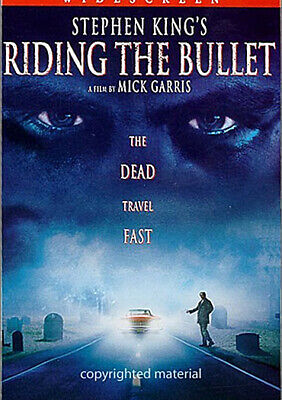 New Stephen King's Riding The Bullet Dvd - David Arquette - Cliff Robertson -Ws