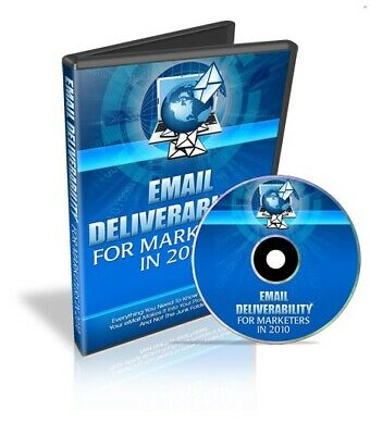 Email Deliver ability Pro - Video Series (PLR / MRR) For Marketers