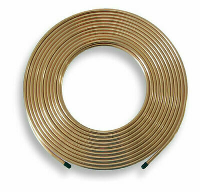 10mm Copper Microbore Tube 5 Metre GAS WATER LPG OIL *CHEAPEST ON EBAY* NEW