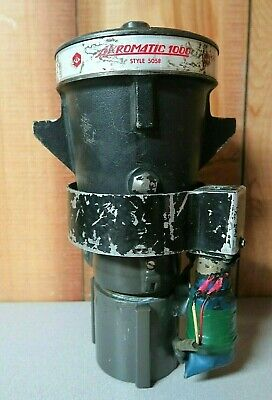 """Akron Brass Akromatic 1000 Style 5058 Fire Fighter Nozzle 2.5"""""""