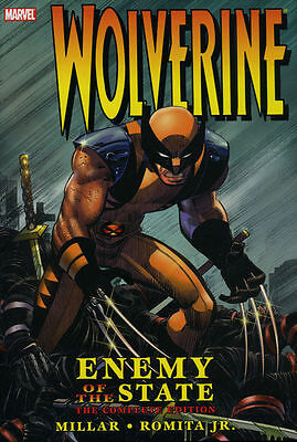 Marvel Wolverine Enemy Of The State Complete Collection Ottobre 2006 Nuovo