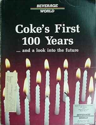 1986 Beverage World Magazine - Special Coca-Cola Issue (First 100 Years