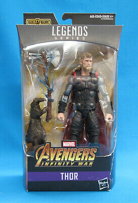 Marvel Legends Series Avengers Infinity War Thor 2017 Hasbro Sealed in Box