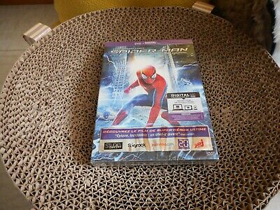 DVD THE AMAZING SPIDER-MAN, LE DESTIN D'UN HEROS Andrew Garfield Jamie Foxx NEUF
