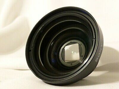 SONY Wide Conversion Lens XO.7 - Great Condition