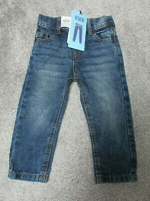 BNWT Brand new Marks and Spencer M&S boys 12-18 months 1-1.5 years jeans