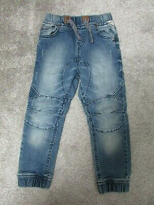 Next boys 6 years denim jeans - worn once -  Excellent condition