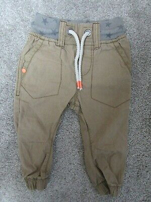 Boys Next 9-12 months combat trousers - Very good condition