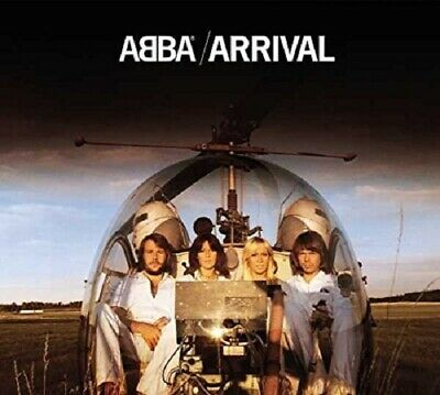 Abba Arrival CD+Bonus Tracks NEW SEALED Dancing Queen/Knowing Me, Knowing You+