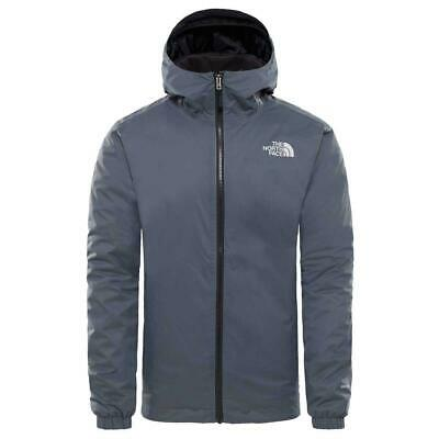 The North Face Quest Insulated Gris T20824/ Chaquetas  Gris , Chaquetas