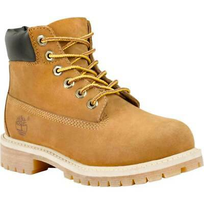 TIMBERLAND 6 IN Premium Youth Marron T35107 Bottes et