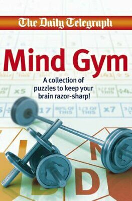 Daily Telegraph Mind Gym Book,Telegraph Group Limited