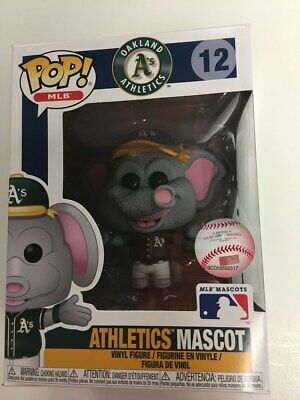 Funko POP: MLB - Oakland Athletics Mascot 12