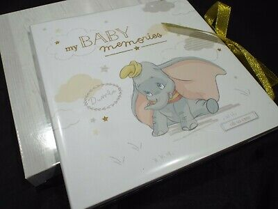 Disney Magical Moments My First Year Record Book Dumbo