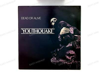 Dead Or Alive - Youthquake UK LP 1985 .