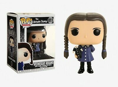Funko Pop Television: The Addams Family - Wednesday Addams Vinyl Figure #39183