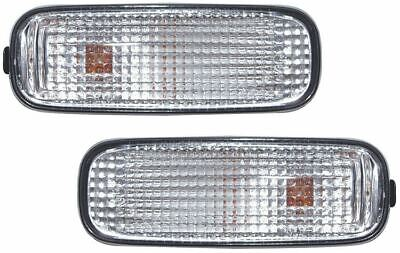 Honda Civic 3-Dr Hatch Coupe 96-00 Clear Side Light Repeater Indicators