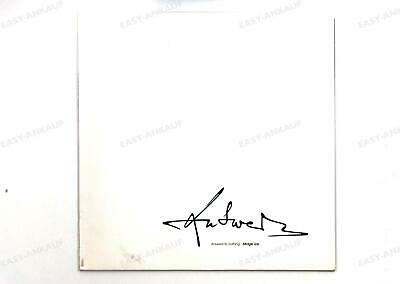 Midge Ure - Answers To Nothing UK LP 1988 + Innerbag '