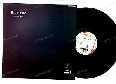 Brian Eno - Discreet Music UK LP 1978 .