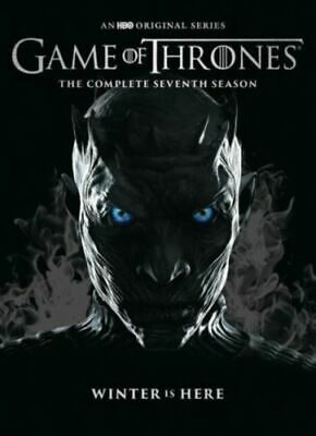 Game of Thrones: The Complete Seventh 7th Season + animated dvd (DVD, 2017) (W22