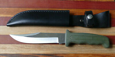 EDGE MARK JAPAN Explorer Survival Hunting Knife 11-514 NM Clip Point Fixed Bowie