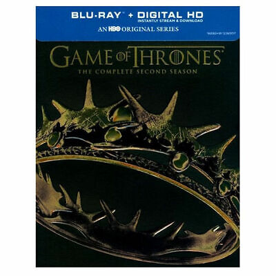Game of Thrones: Second Season Blu-Ray