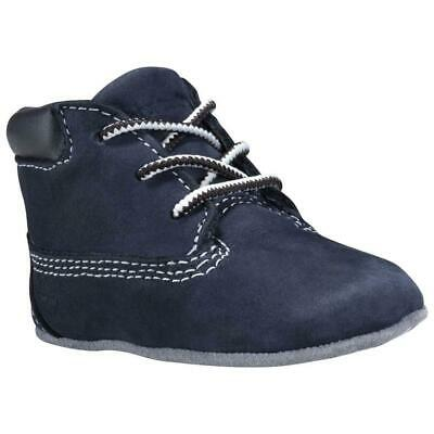 TIMBERLAND CRIB BOOTIE With Hat Infant Bleu T45487 Bottes et bottines Homme