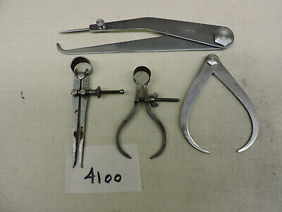 Assorted Calipers (4100)