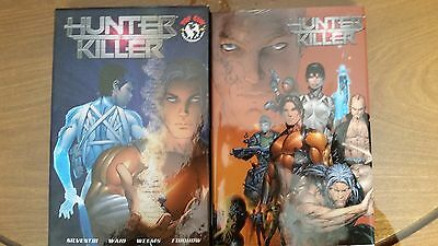 Top Cow Hunter Killer Deluxe Slipcased Orig Feb 2007 Hardcover Book Rare New