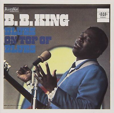 B.B. King Blues On Top Of Blues CD NEW SEALED
