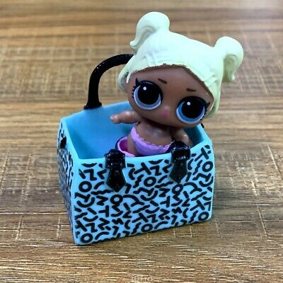 LOL Surprise Lil Sisters dolls eye spy LIL SCRIBBLES figure toys gifts SDUS1