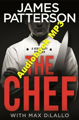 The Chef by James Patterson MP3 Audiobook  Fast E-delivery