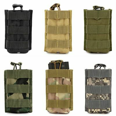 Tactical, Molle Pouches Hunting Military Carry Bag Holder