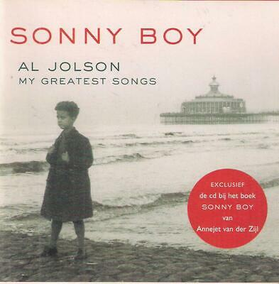 SONNY BOY - AL JOLSON - my greatest songs