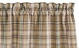 Thyme 36 Inch Curtain Tiers