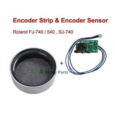 Encoder Strip & Linear Encoder Board /Sensor for Roland FJ-540/740 ,SJ-540/740
